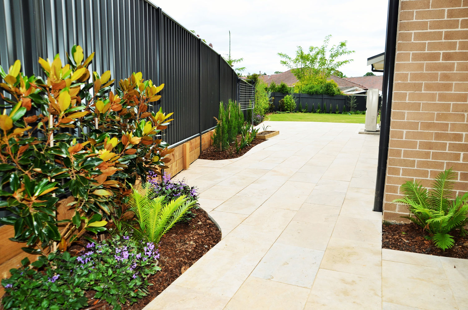 LC Landscapes & Construction's Landscaping Castle Hill Services